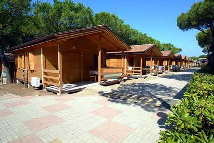 Camping Village Africa, Orbetello: Italy